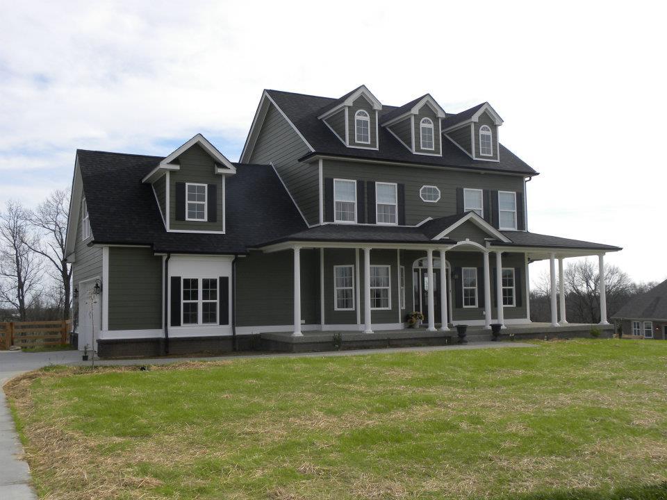 The Swansboro - House Plan 853