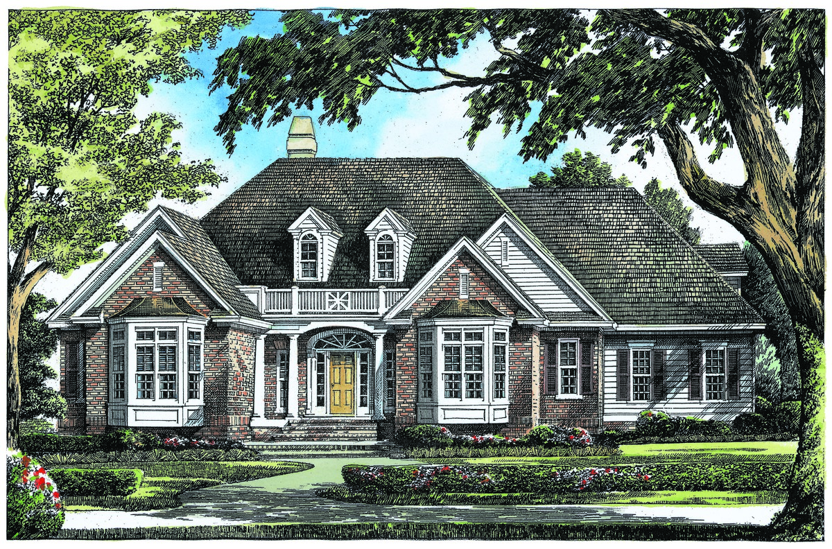 The Kerwin House Plan Images See Photos Of Don Gardner