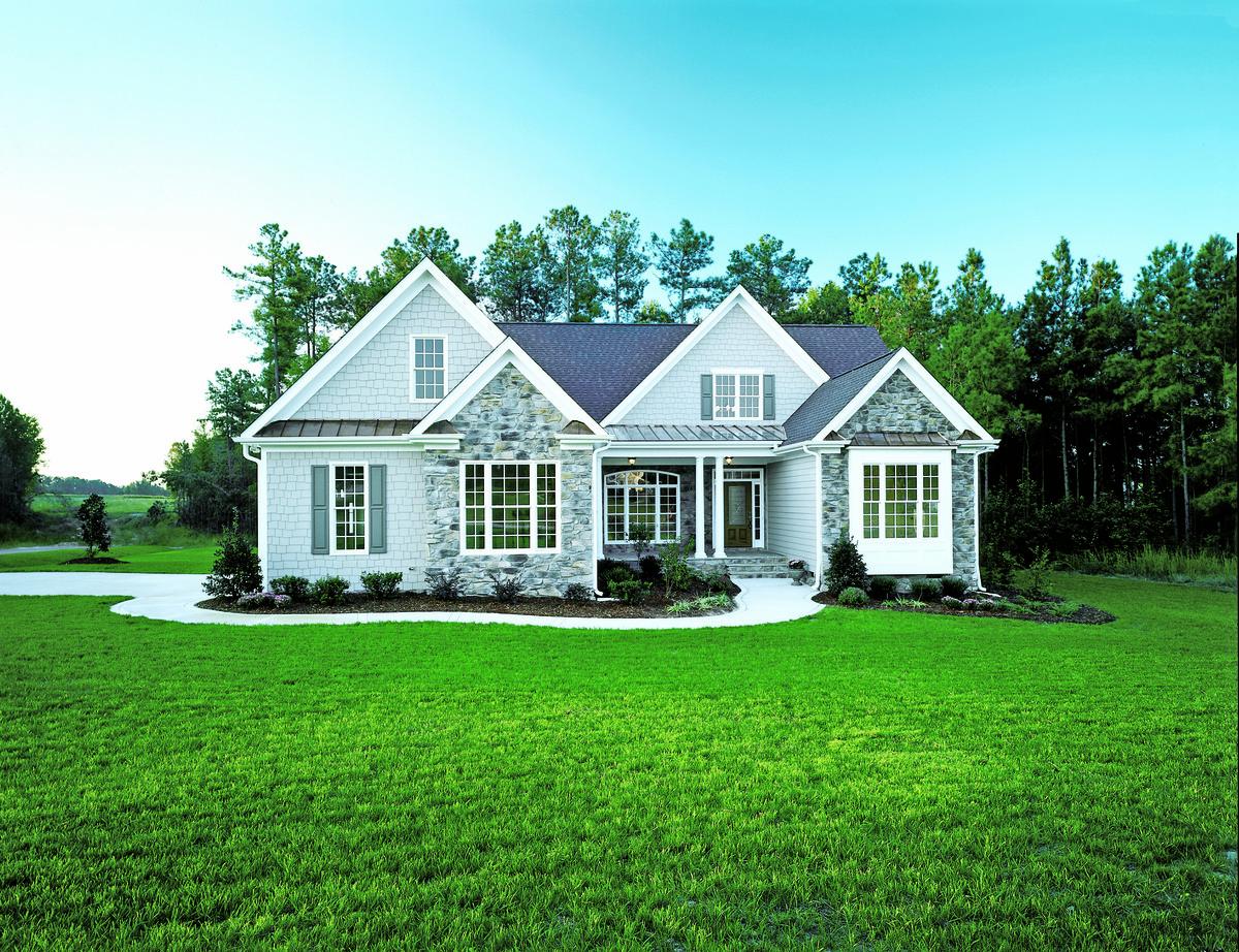 The Whiteheart - House Plan #926