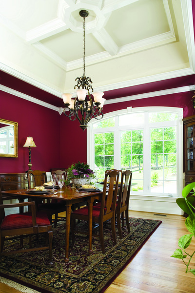 Dining Room of The Newcastle Plan 994